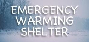 Warming Shelter News