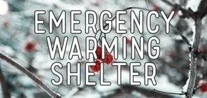 Emergency Warming Shelter