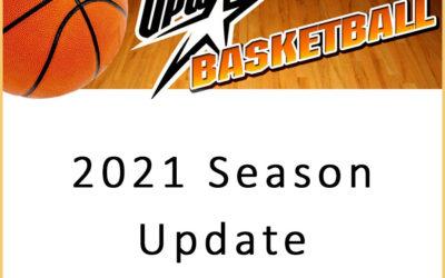 2021 Upward Basketball